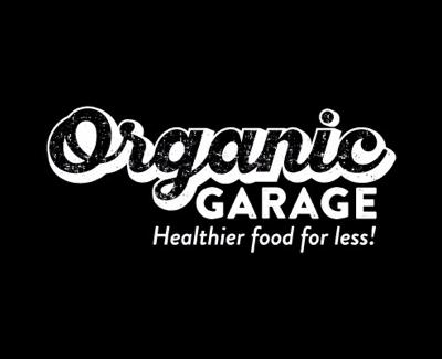 Organic Garage Logo
