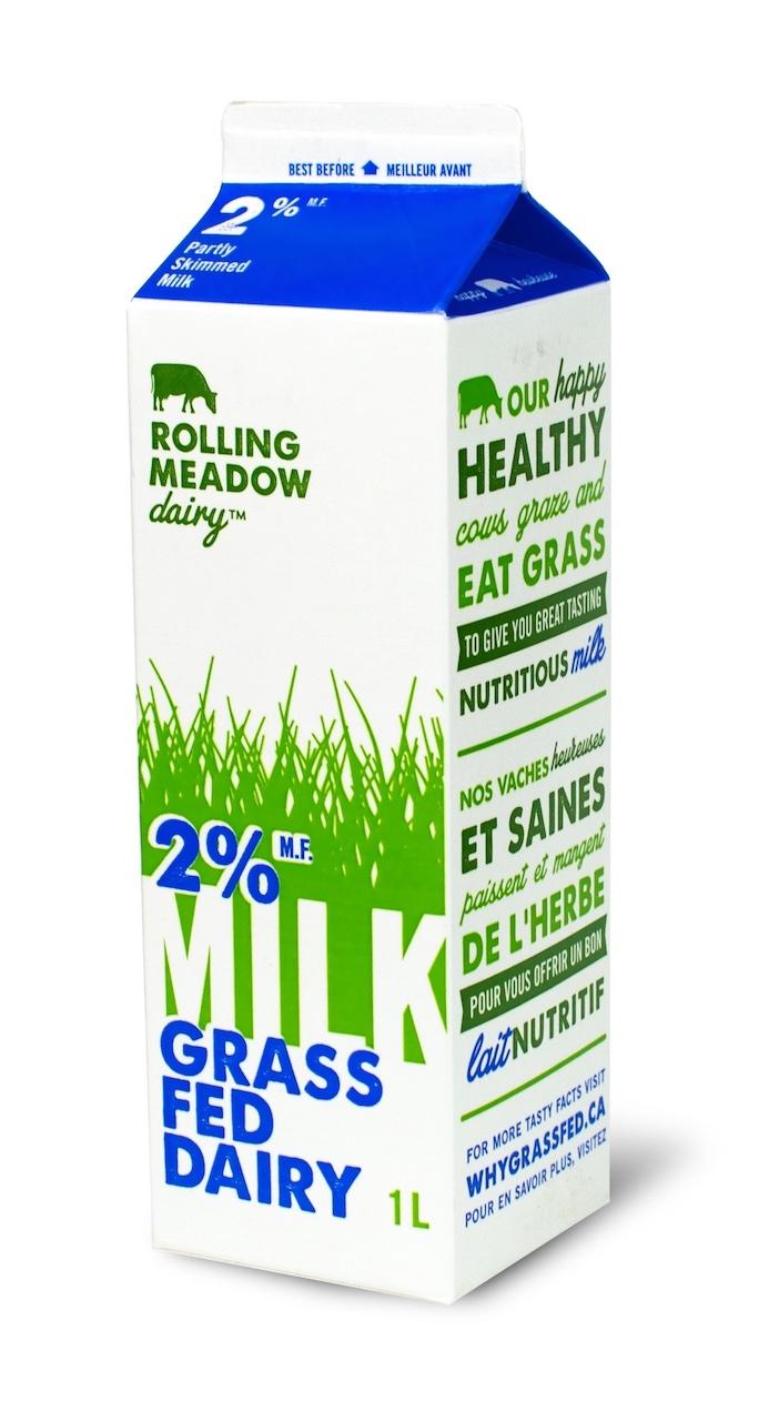 2% Milk - 1L