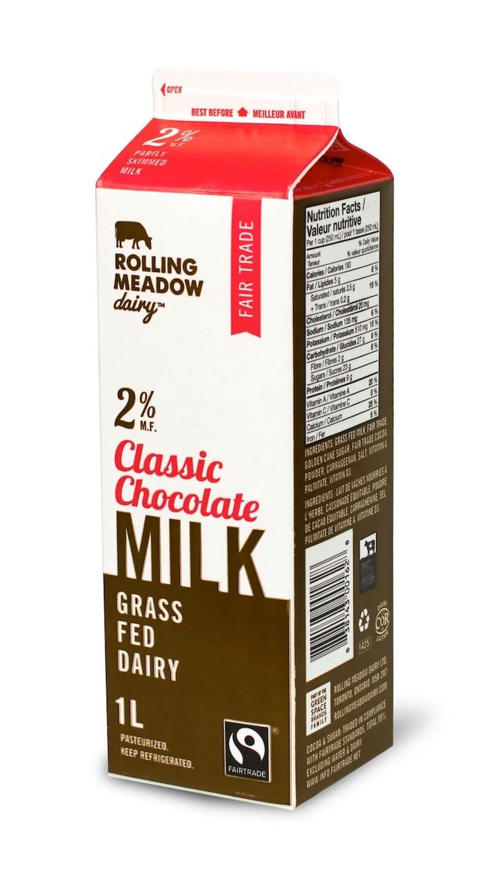 2% Classic Chocolate Milk