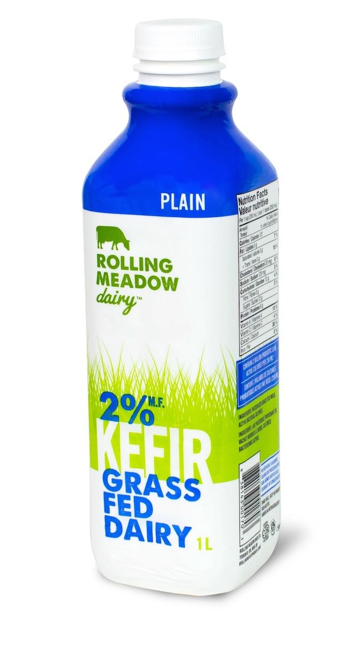 2% Plain Kefir