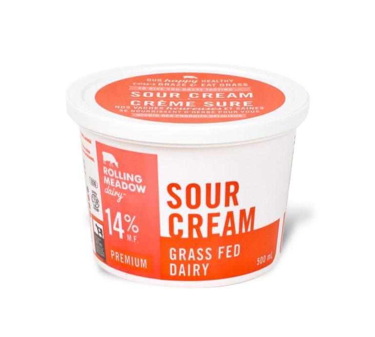 14% Premium Sour Cream