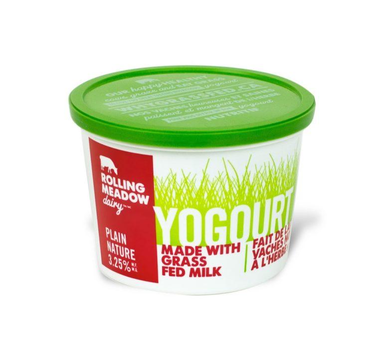 3.25% Plain Yogourt