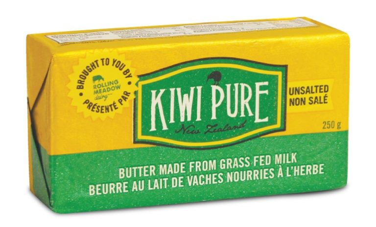 Kiwi Pure Unsalted Butter