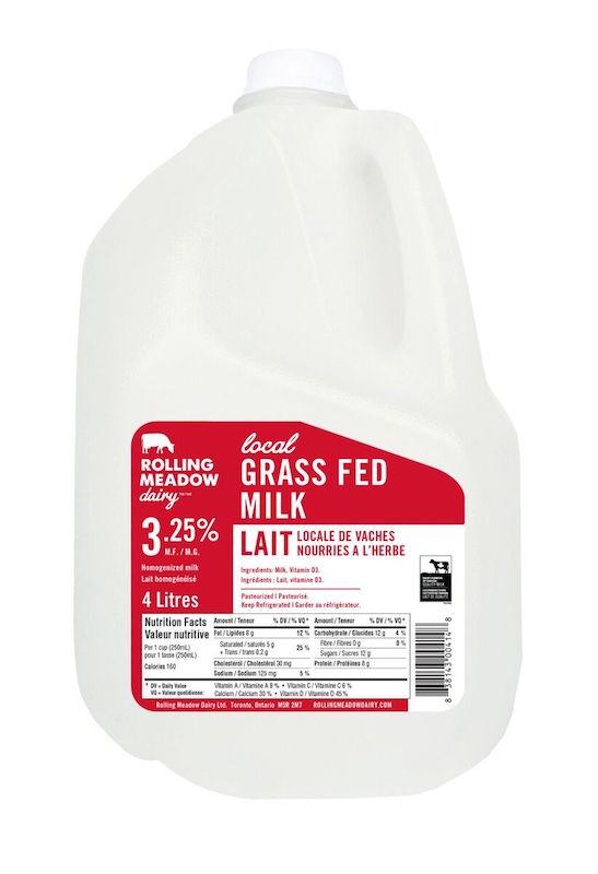 3.25% Milk - 4L