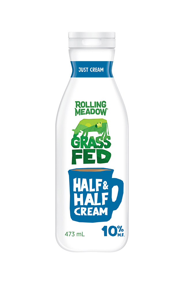 10% Half and Half Cream – Just Cream