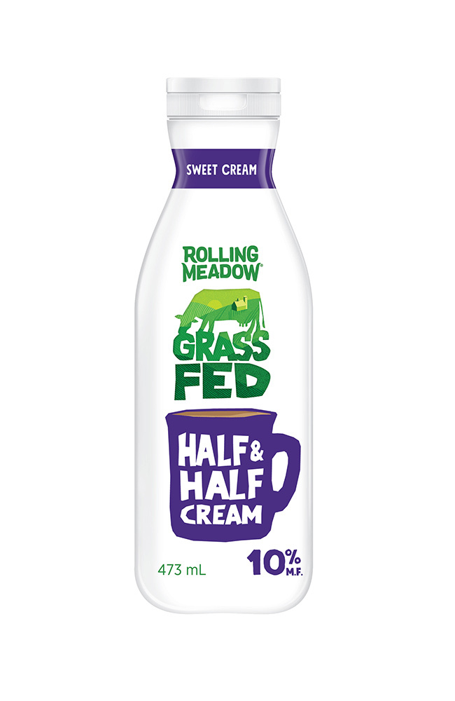 10% Half and Half Cream – Sweet Cream
